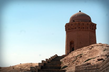 Mauzoleum Gonbad-e Ali, Abarkouh