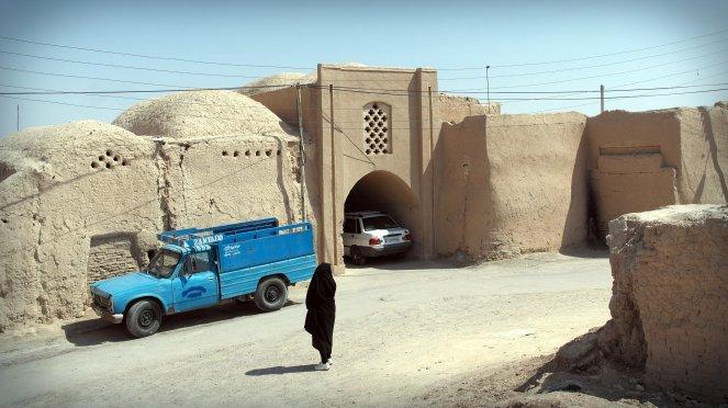 Stare miasto w Abarkouh