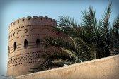 Wieża na starym mieście w Yazd
